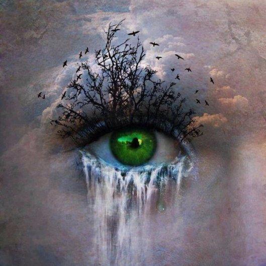 tears od Mother Earth
