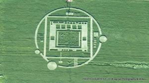 Salinas Valley Crop Circle