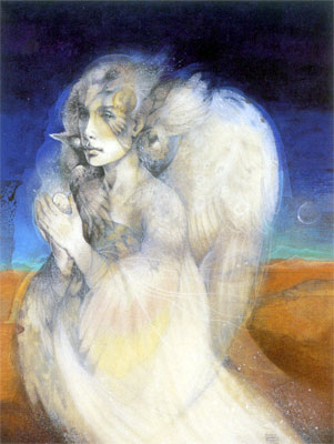 Spirit of the new times - Susan Seddon Boulet ART