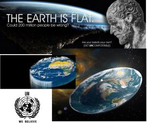 earth is flat