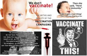 we dont vaccinate